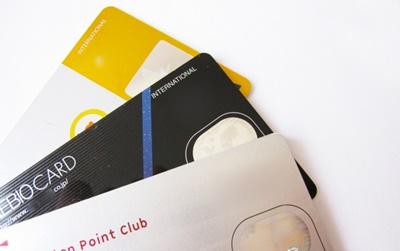 クレジットカード作ろう